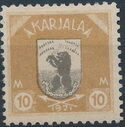Karelia 1922 Coat of Arms l