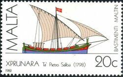 Malta 1982 Maltese Ships (1st Series) d
