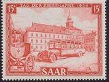 Saar 1954 Stamp Day