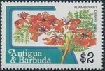 Antigua and Barbuda 1983 Fruits and Flowers o