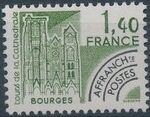 France 1979 Historic Monuments - Pre-cancelled (1st Issue) d