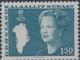 Greenland 1982 Queen Margrethe II