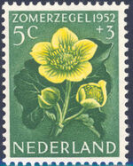 Netherlands 1952 Surtax for Social, Cultural and Medical Purposes b