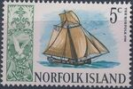 Norfolk Island 1967 Ships - Definitives (2nd Issue) e