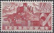 Portugal 1946 Portuguese Castles e