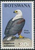 Botswana 1967 Birds i
