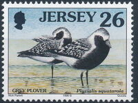 Jersey 1998 Seabirds and waders (3rd Issue) c