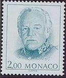Monaco 1989 Prince Rainier III a