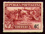 Portugal 1924 400th Birth Anniversary of Camões e
