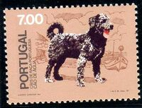 Portugal 1981 50th anniversary of the Portuguese Kennel Club a