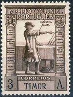 Timor 1938 Portuguese Colonial Empire c