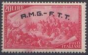 Trieste-Zone A 1948 Centenary of the uprisings of 1848-49 i