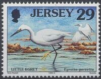 Jersey 1999 Seabirds and waders (4th Issue) d