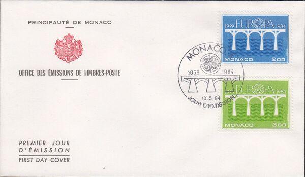 Monaco 1984 Europa f