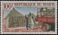 Niger 1963 Niger's Peanut Industry d