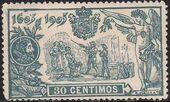 Spain 1905 Don Quixote Issue e