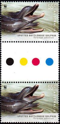Australia 2009 WWF - Dolphins of the Australian Coastline GPa