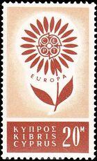 Cyprus 1964 EUROPA - CEPT a