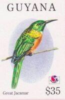 Guyana 1994 Birds of the World (PHILAKOREA '94) al