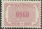 Portugal 1932 Postage Due Stamps g