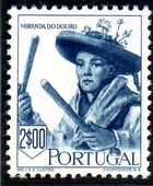 Portugal 1947 National Costumes (2nd Issue) g
