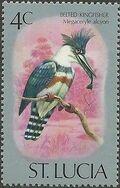 St Lucia 1976 Birds c