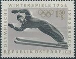 Austria 1963 Winter Olympic Games - Innsbruck c