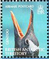 British Antarctic Territory 2008 Penguins of the Antarctic h.jpg