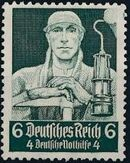 Germany-Third Reich 1934 Professions c