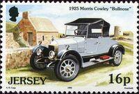 Jersey 1992 Vintage Cars a