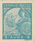 Macao 1934 Padrões ia
