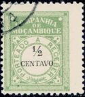 Mozambique Company 1916 Postage Due Stamps a