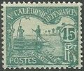New Caledonia 1906 Men Poling (Postage due Stamps) c.jpg