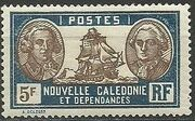 New Caledonia 1928 Definitives v