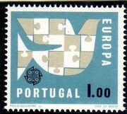 Portugal 1963 Europa a