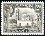 Aden 1939 Scenes - Definitives e