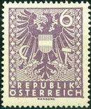 Austria 1945 Coat of Arms d