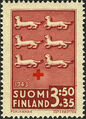 Finland 1943 Coats of Arms - Finnish Red Cross c.jpg