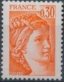 France 1978 Sabine after Jacques-Louis David (1748-1825) (2nd Issue) g