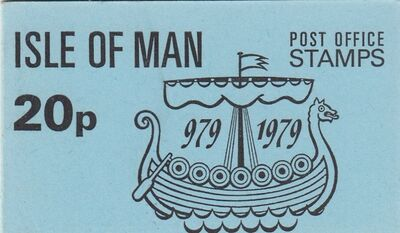 Isle of Man 1979 1000th Anniversary of the Tynwald Parlament Ba
