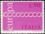 Italy 1971 Europa-CEPT b