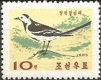 Korea (North) 1965 Korean Birds b