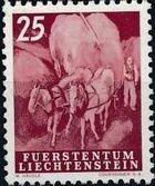Liechtenstein 1951 Farm Labor e