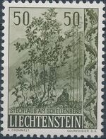 Liechtenstein 1958 Native Trees and Shrubs (2ndt Group) b