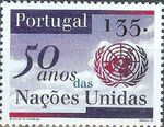 Portugal 1995 50th Anniversary of the United Nations b