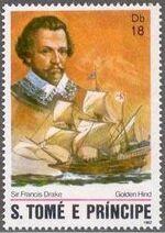 St Thomas and Prince 1982 Explorers c