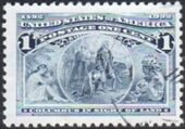 United States of America 1992 Voyages of Columbus a