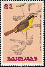 Bahamas 1991 Birds n