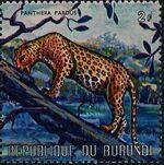 Burundi 1971 Animals i
