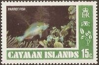 Cayman Islands 1978 Fishes (1st Issue) d
